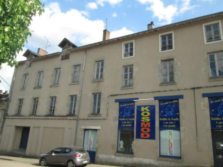 Image of Town House Eymoutiers ref: 5413E