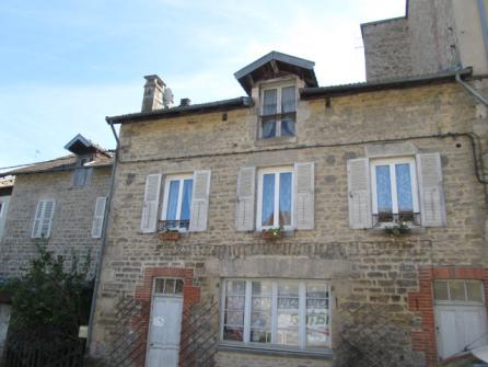 Image of Town House Eymoutiers ref: 5503E