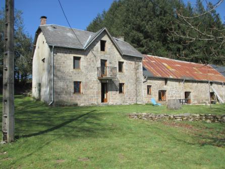 Image of Village house Saint-Merd-les-Oussines ref: 13951B