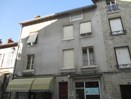 Image of Town House Eymoutiers ref: 5965E