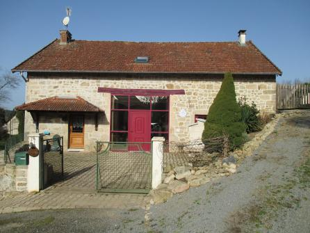 Image of Village house Eymoutiers ref: 5987E