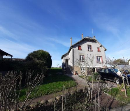 Image of Village house Châteauneuf-la-Forêt ref: 5952E